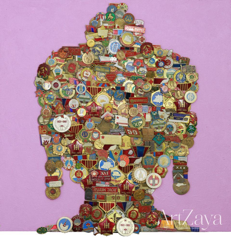 Buddha Portrait II
